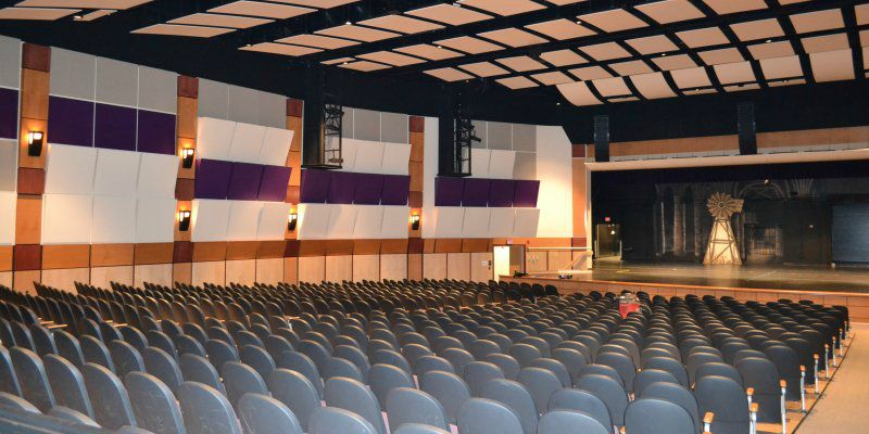 Baldwin High School Auditorium
