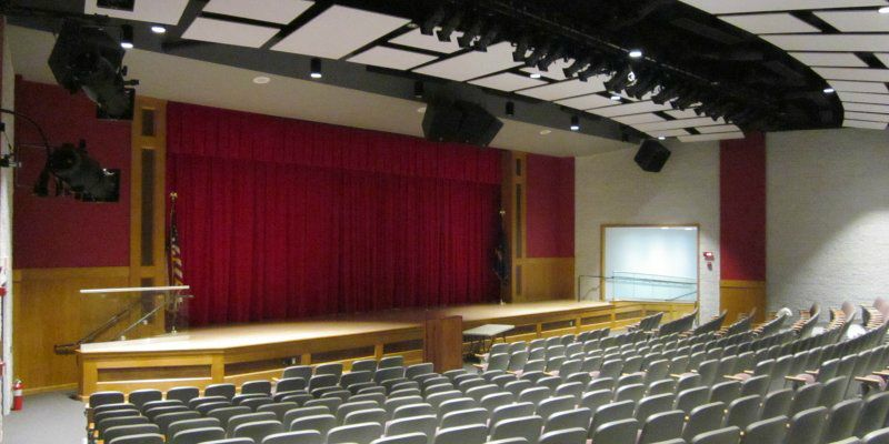 Clearfield High School Auditorium