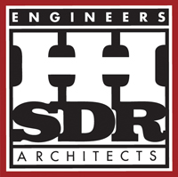 HHSDR Engineers • Architects Logo