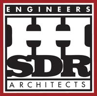 HHSDR Engineers • Architects Logo