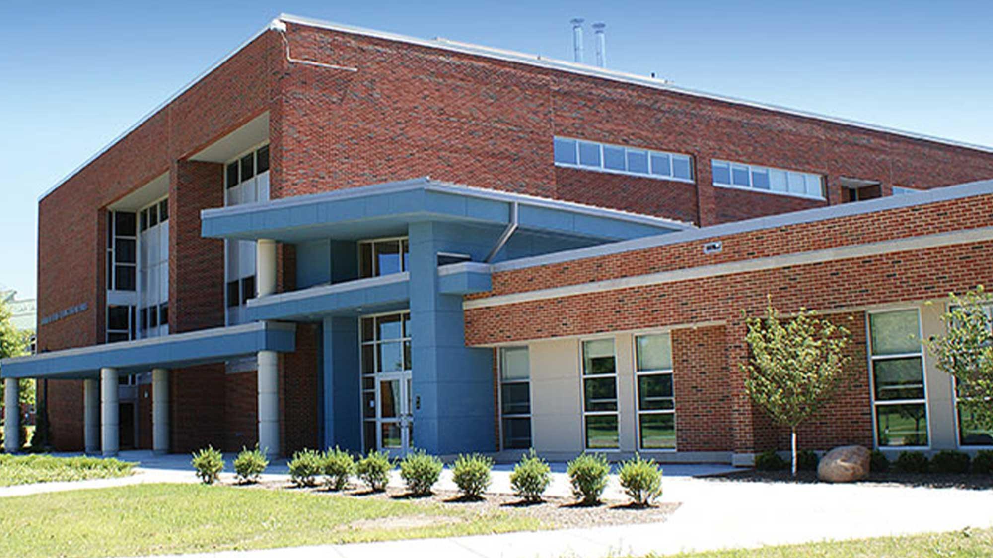 Butterfeild Hall, Edinboro University