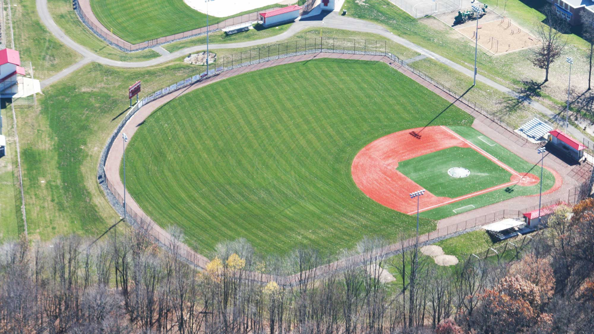 NESHANNOCK SCHOOL DISTRICT ATHLETIC COMPLEX
