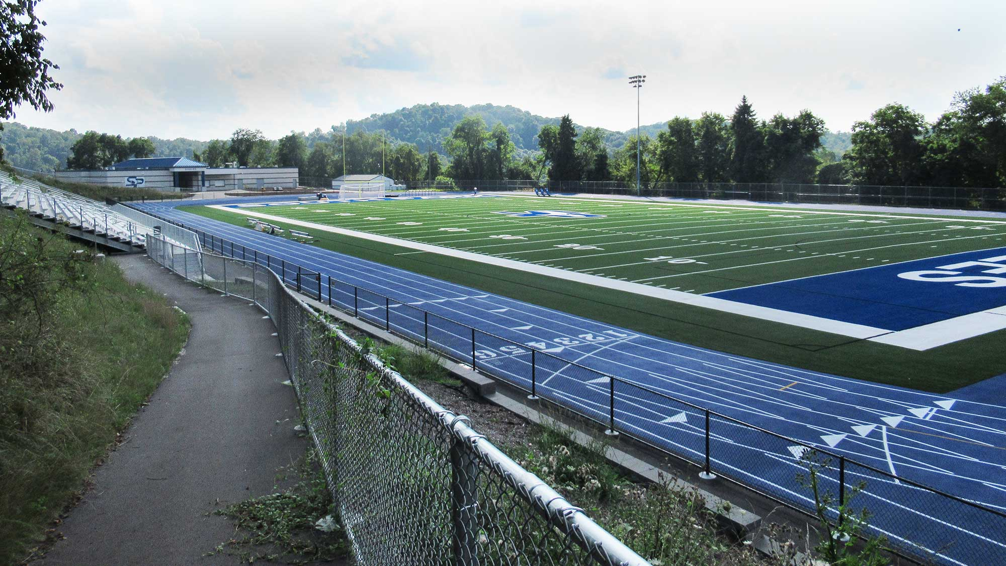 SOUTH PARK EAGLE STADIUM
