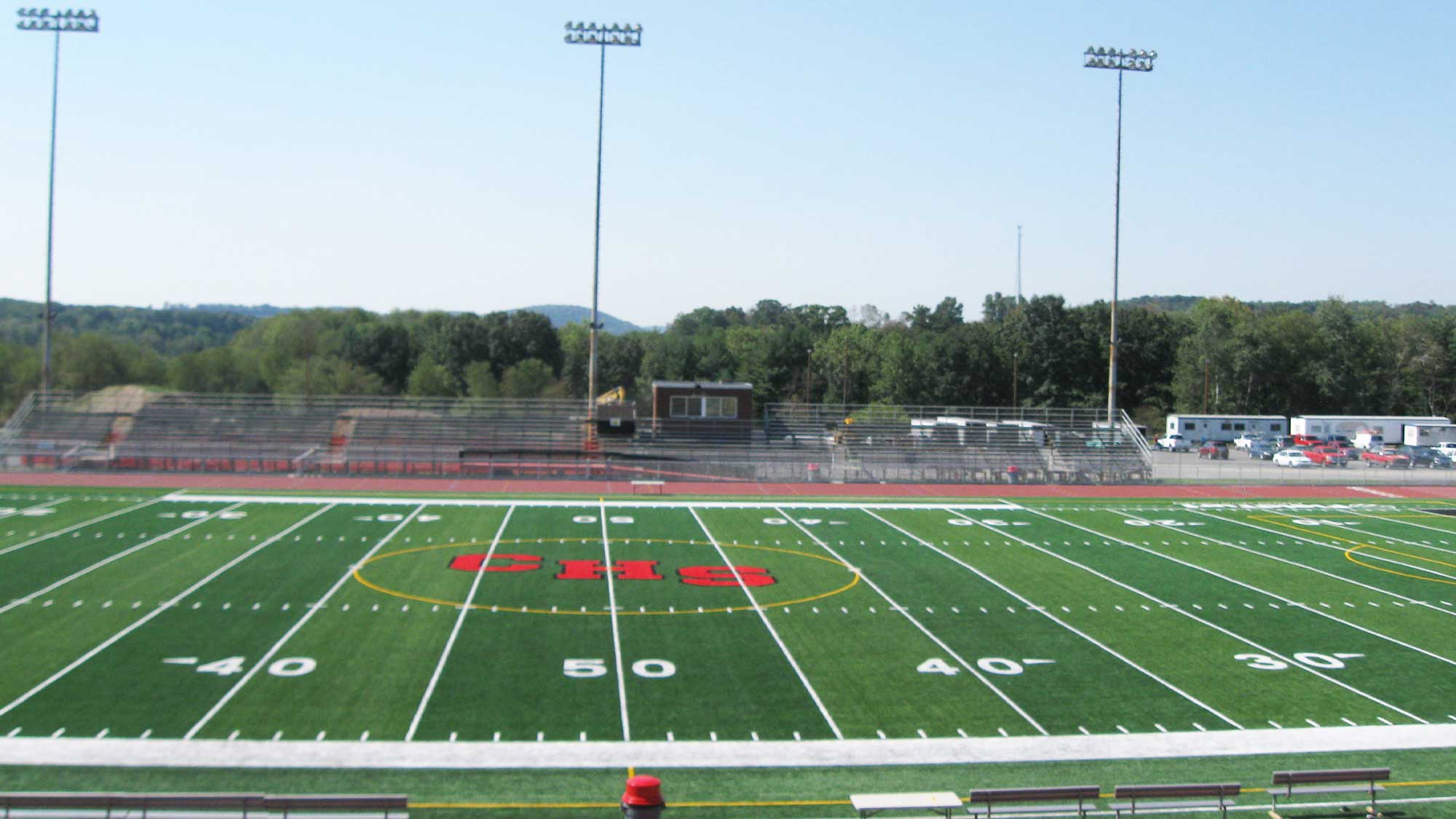 CLEARFIELD AREA ATHLETIC COMPLEX