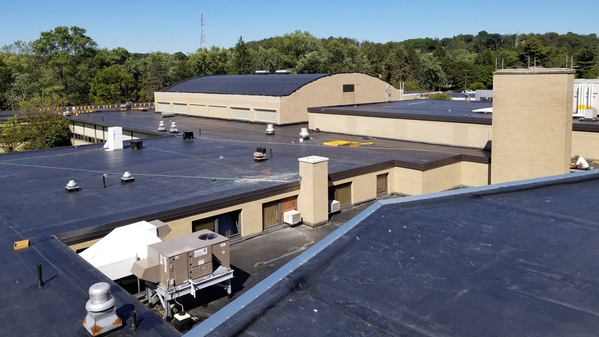 Shaler Area Elementary School Roof Replacement 1