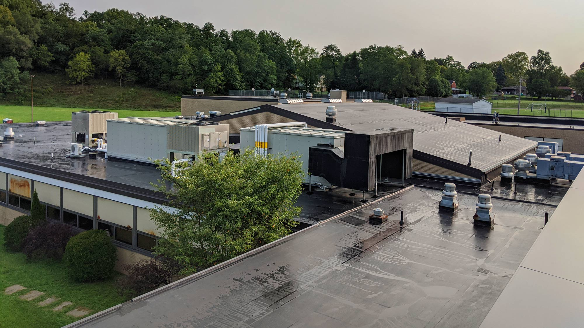 Shaler Area Elementary School Roof Replacement 2