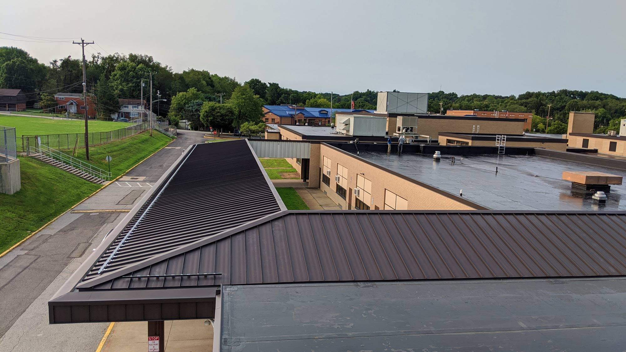 Shaler Area Elementary School Roof Replacement 3